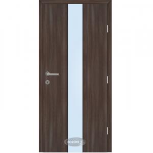 CPL edzett üveges beltéri ajtó – Perszepolisz