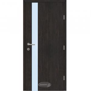 CPL edzett üveges beltéri ajtó – Szúsza
